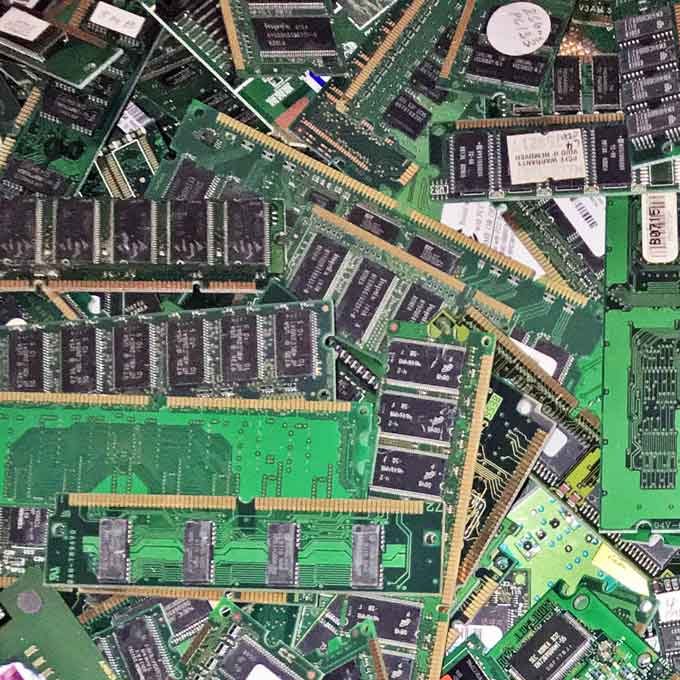 gold plated circuit board scrap buyers in USA