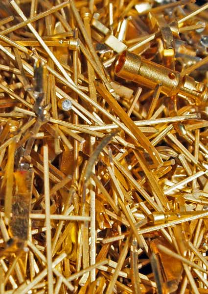 gold plated scrap buyers