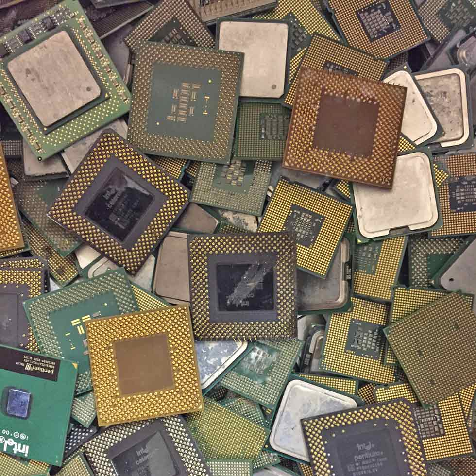 Sell Gold Cpus Direct Cpu Buyers Scrap Electronic Circuit Pcb Computer And Telecom Boards