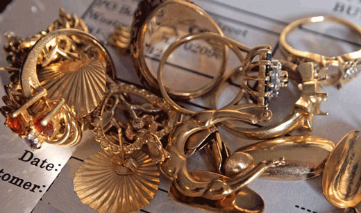 sell gold jewelry in ma and florida