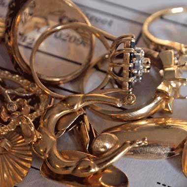Sell Gold Jewelry Scrap